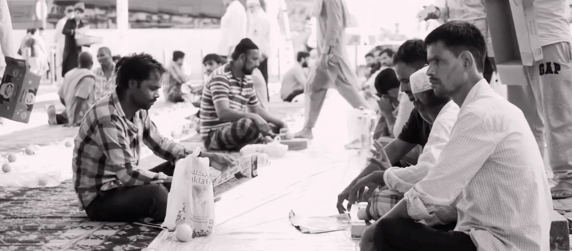 Iftar Street Life Ramadan 2019