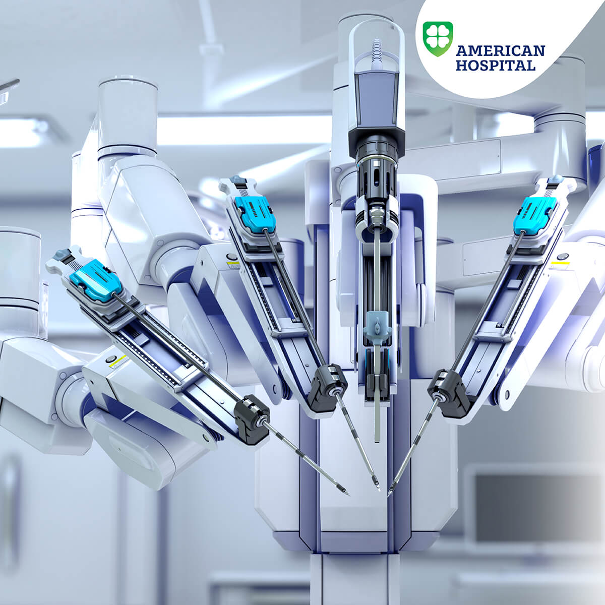 American Hospital Recognized for Excellence with over 100 Successful Robotic Surgeries