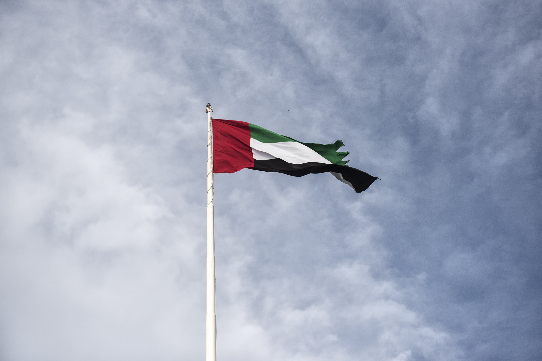 The UAE always at the forefront