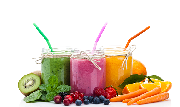 Beat dehydration with fresh juices