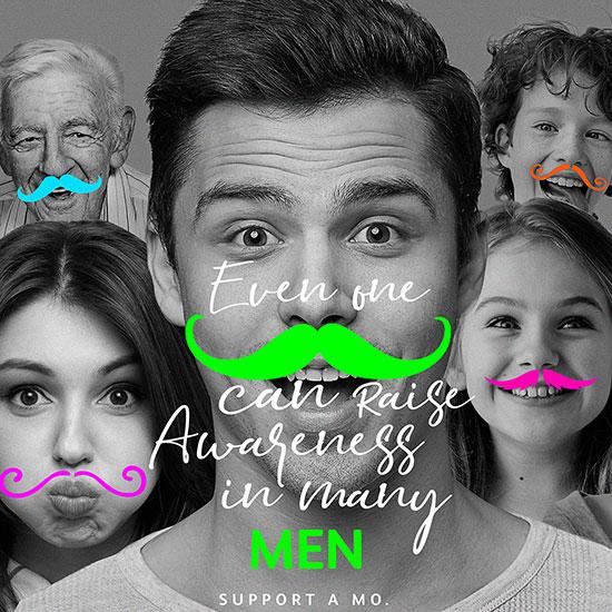 Movember Awareness Month