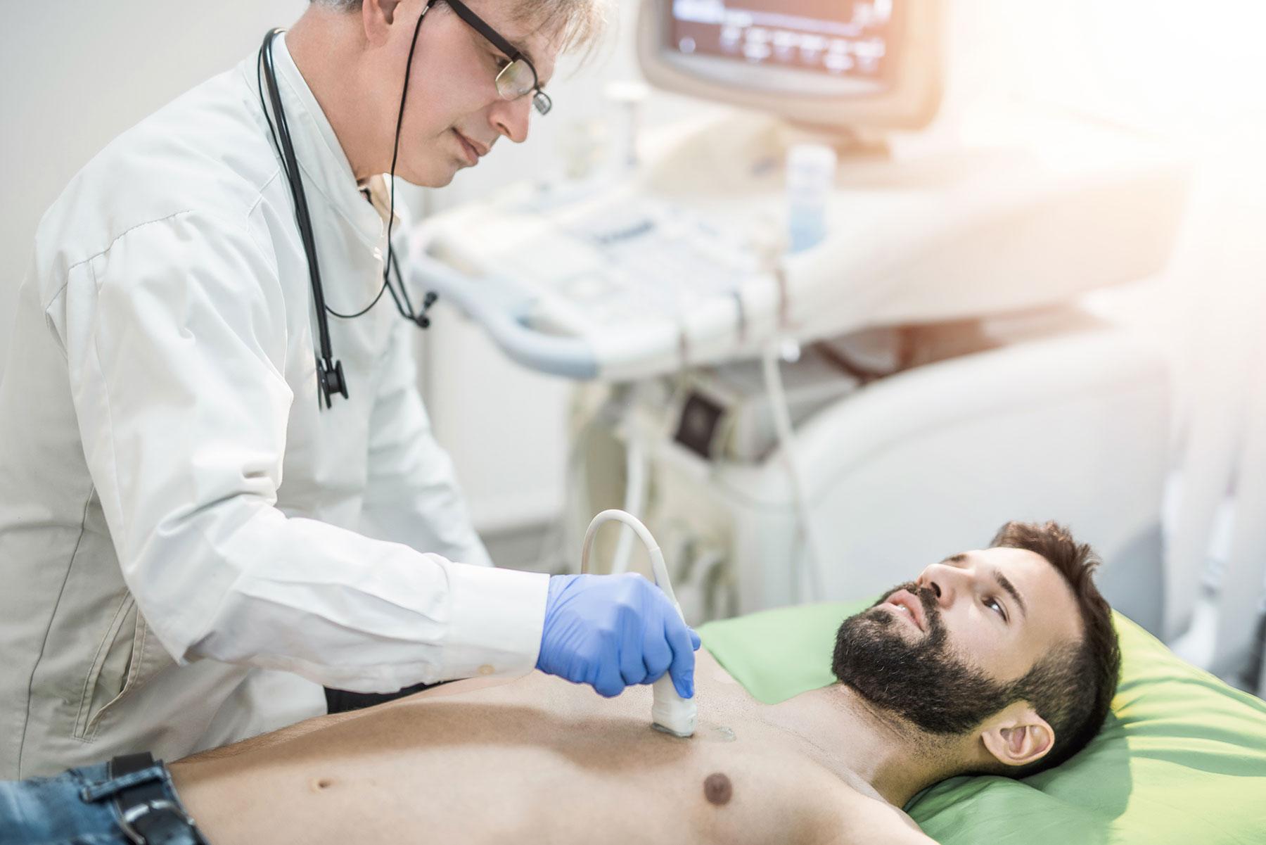 Echocardiogram (ECG)