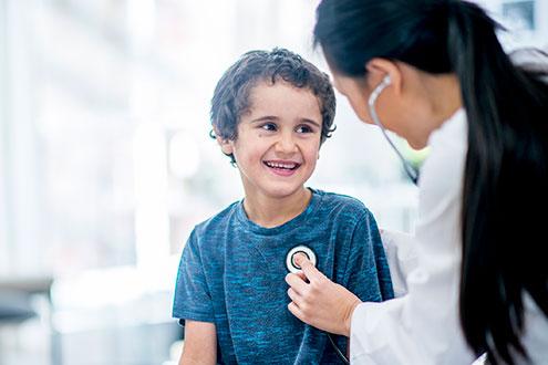 طب الأطفال