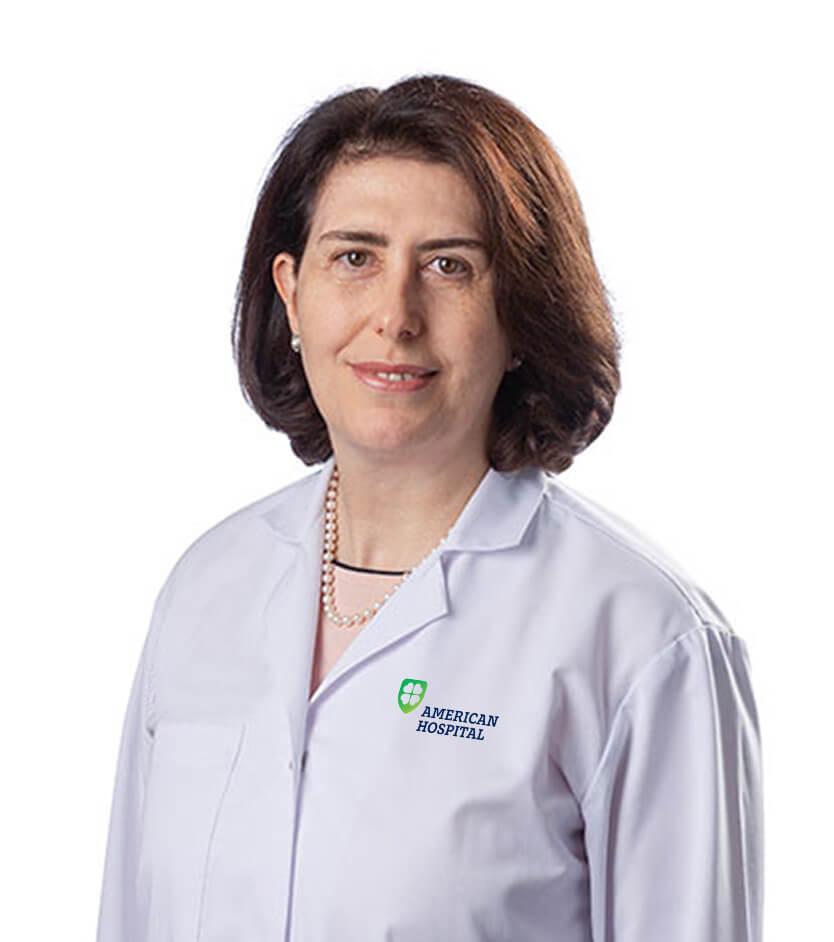 Mariam Saleh