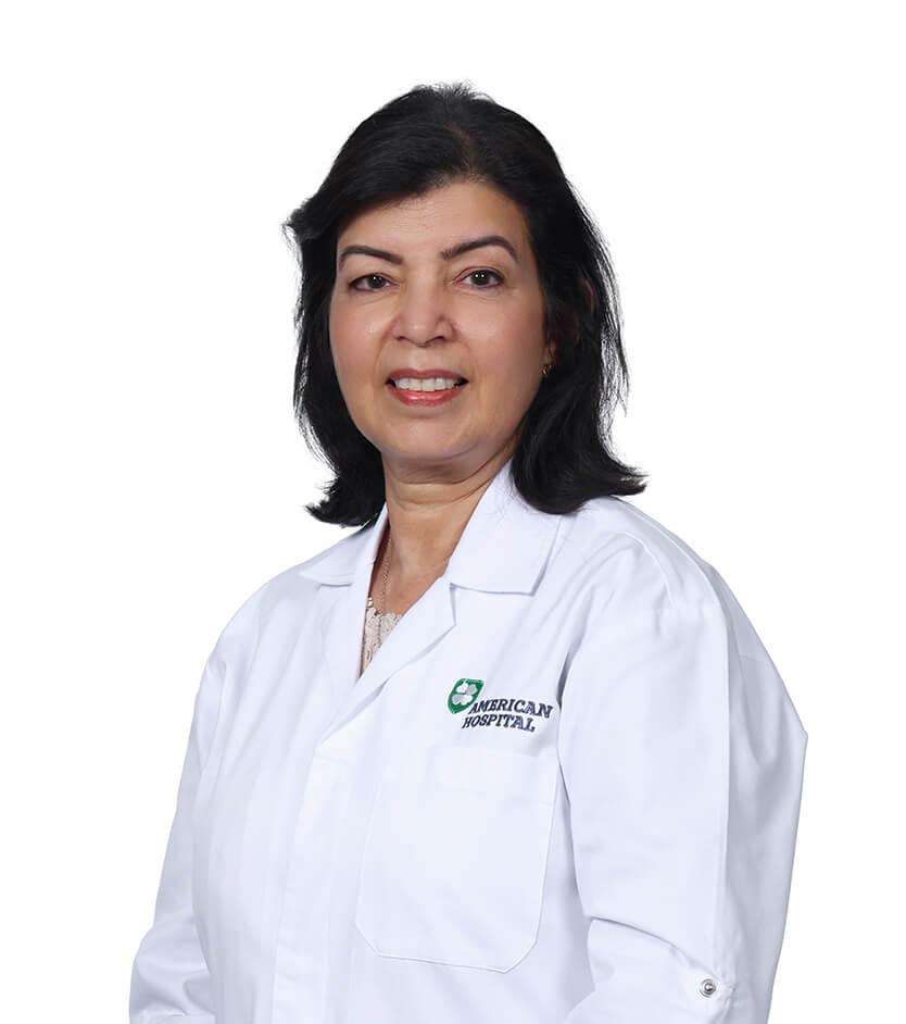 Shehla Imam